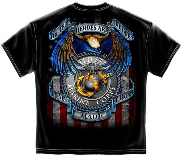 True Hero's Marines