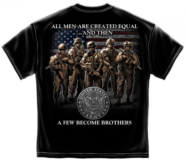 Army Brotherhood Black