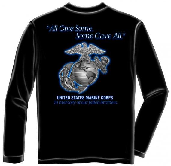 Long Sleeve Gave All Marines