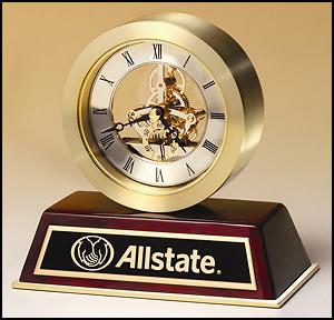 OCTBC958 - Skeleton Clock