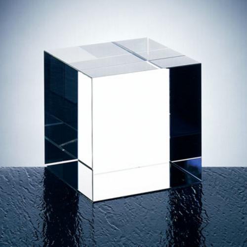 OCPRC692 - Medium Clear Straight Cube