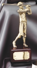OCDG1300 - Male Golfer Trophy