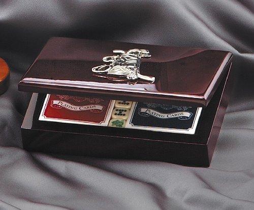 OCD2200 - Poker Set in box w/ Golf Crest