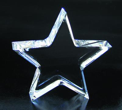OCSA5504 - Star Paperweight