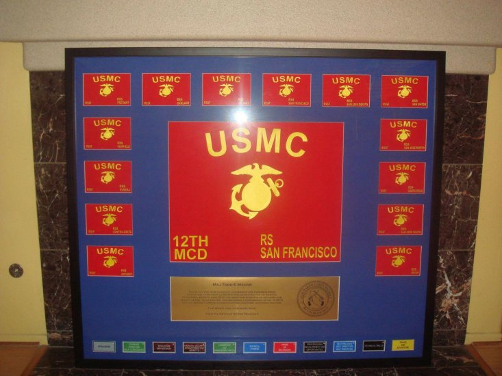 Custom Guidon Frame