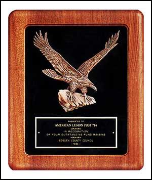 14 x 17 American Walnut Airflyte Frame