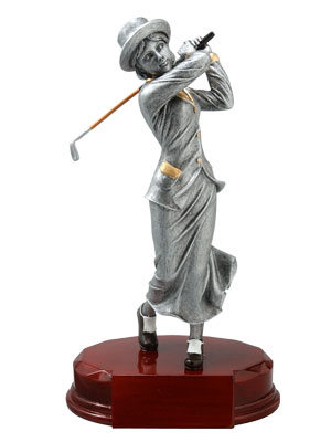 OCCRFC-946 - Female Golfer Trophy