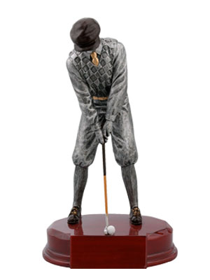 OCCRFC-747 - Male Golfer Trophy